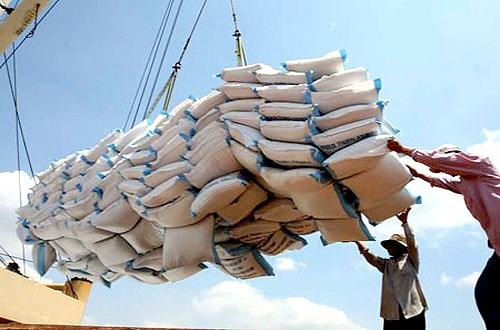 Plus de 4,3 millions de tonnes de riz exportees en 9 mois hinh anh 1
