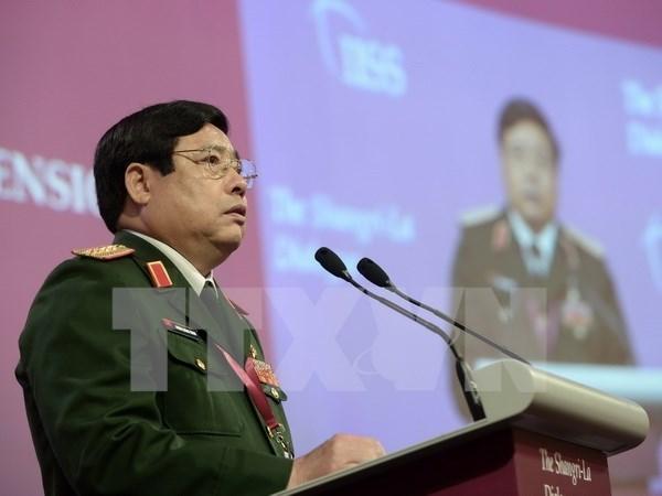 Defense : le ministre Phung Quang Thanh souligne la necessite de realiser les engagements hinh anh 1