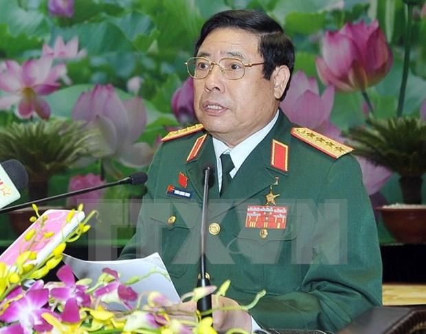 Le Vietnam a la rencontre informelle des ministres de la Defense Chine-ASEAN hinh anh 1