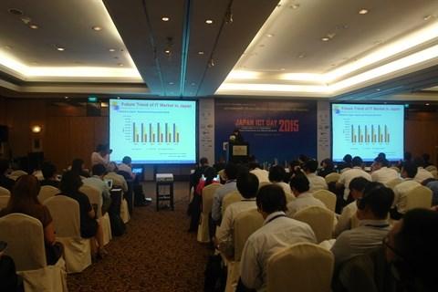 Collaboration Vietnam - Japon au beau fixe dans les TI hinh anh 1
