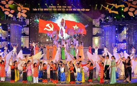 De nombreuses activites lors de la Semaine de grande solidarite des ethnies vietnamiennes hinh anh 1