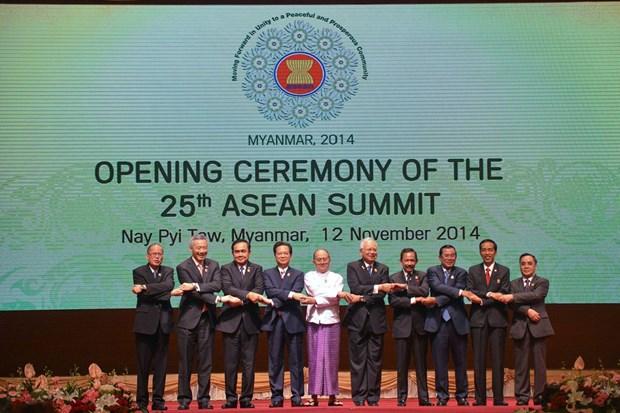 Confiance politique, fondement de la « Maison commune » de l'ASEAN hinh anh 2