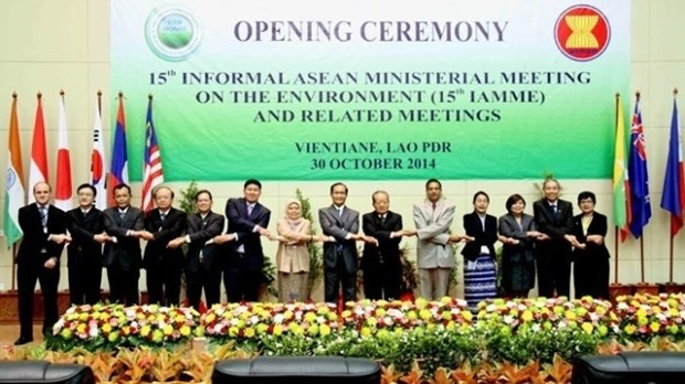 L'ASEAN se reunira a Hanoi sur l'environnement hinh anh 1