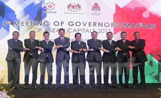 L'ASEAN renforce la connectivite entre les capitales de ses membres hinh anh 1
