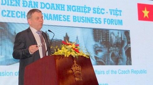 Vietnam - R. tcheque: promotion de la cooperation commerciale hinh anh 1