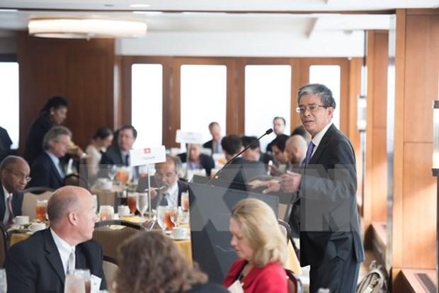 De larges potentiels pour dynamiser la cooperation Vietnam-Californie hinh anh 1