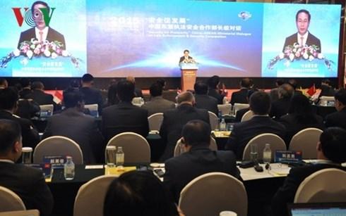Le Vietnam s'engage a lutter contre les criminalites transnationales hinh anh 1