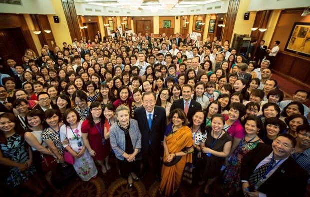 Le Vietnam contribue efficacement aux activites de l'ONU hinh anh 1