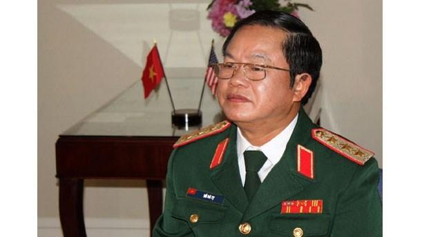 Une delegation de l'armee vietnamienne en visite a Cuba hinh anh 1
