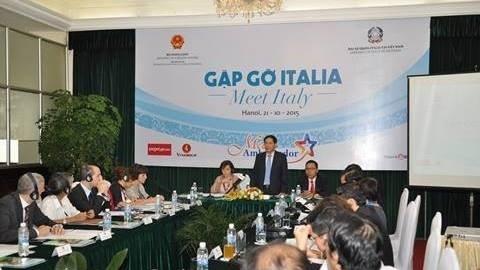 Le Vietnam souhaite renforcer sa cooperation avec l'Italie et l'Espagne hinh anh 1