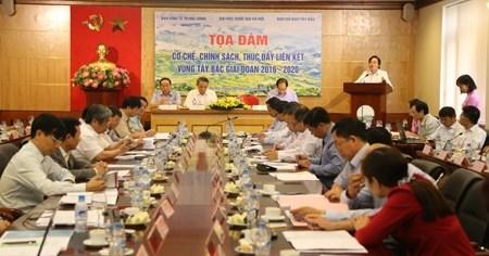 La region du Tay Bac renforce la connectivite entre ses localites hinh anh 1