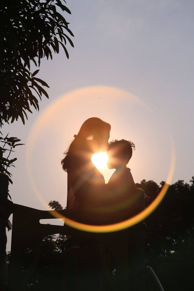 Canon PhotoMarathon : le Grand Prix a une oeuvre sur la maternite hinh anh 1