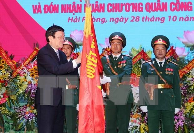Celebration de la Journee traditionnelle des forces armees de la 3e zone militaire hinh anh 1
