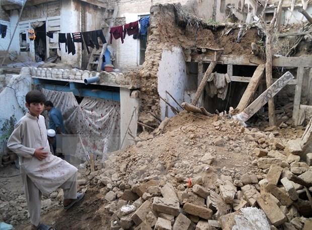 Seisme en Asie du Sud : aucune information sur de possibles victimes vietnamiennes hinh anh 1