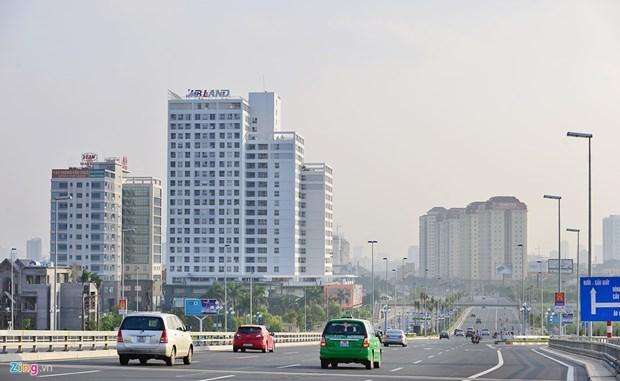 Hanoi a cree son empreinte par la modernisation des infrastructures hinh anh 2