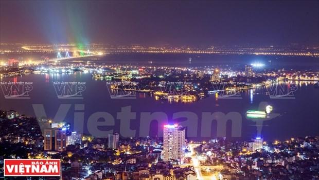 Hanoi a cree son empreinte par la modernisation des infrastructures hinh anh 1