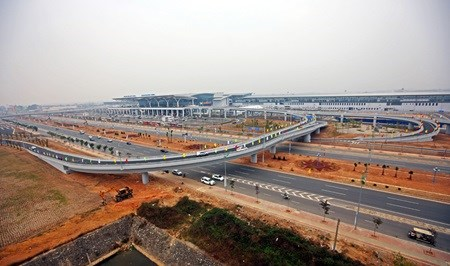 Hanoi a cree son empreinte par la modernisation des infrastructures hinh anh 3