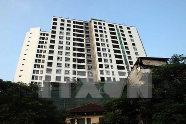 """Projet d'edifice a Ba Dinh: """"Le maitre d'investissement a sciemment viole les regles"""" hinh anh 2"""