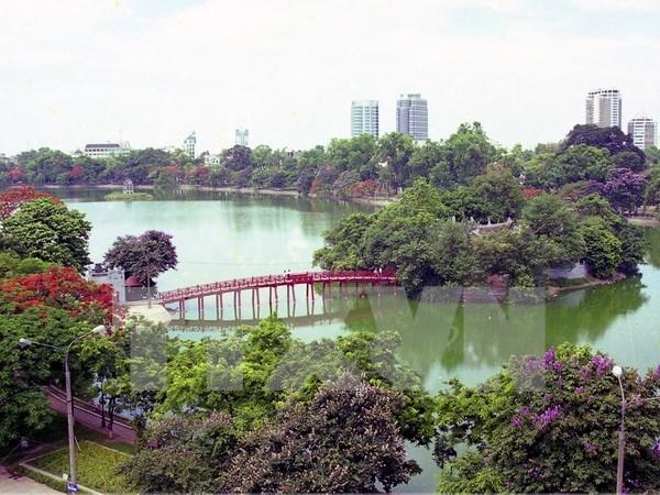 Hanoi cible le developpement vert hinh anh 1