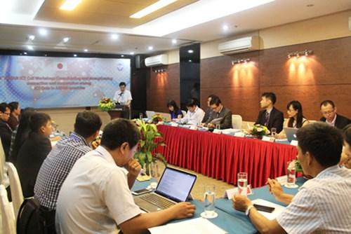 Dynamiser la cooperation aseanienne dans les technologies de l'information et de communication hinh anh 1