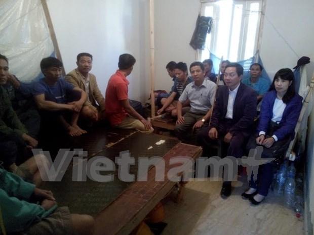 Simco Song Da : les travailleurs vietnamiens seront rapatries comme ils le souhaitent hinh anh 1