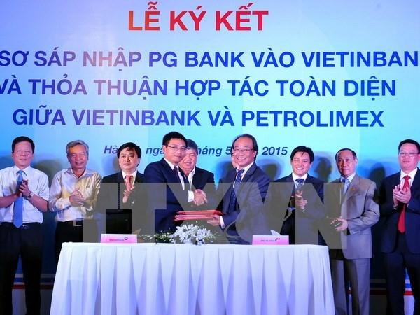Fusions de banques pour une meilleure performance hinh anh 1