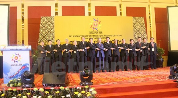 ASEAN : le Vietnam a la Conference des ministres du Transport et des Communications hinh anh 1