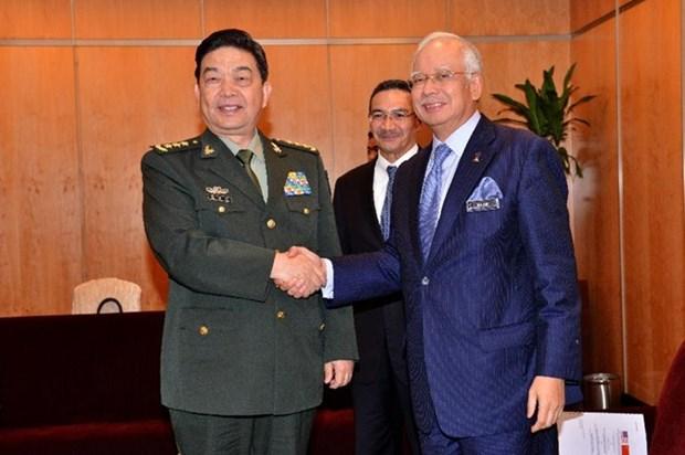 Malaisie et Chine promeuvent leur cooperation dans la defense hinh anh 1