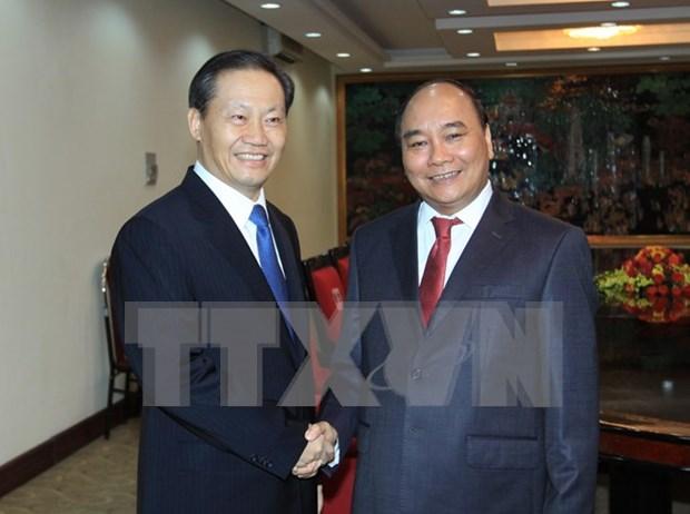 Renforcer la cooperation avec la region autonome des Zhuangs du Guangxi hinh anh 1