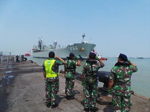 Manœuvres communes Australie-Indonesie hinh anh 1