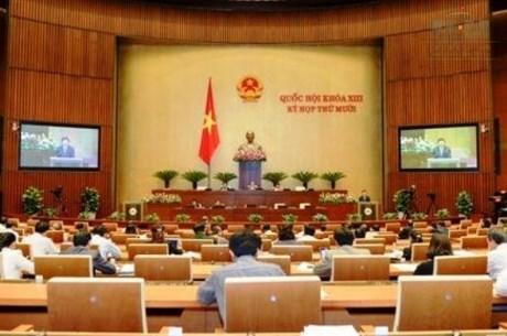 L'Assemblee nationale fixe un objectif de croissance de 6,7 % hinh anh 1