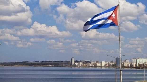Jeunesse: le Vietnam au 19e congres de la WFDY a Cuba hinh anh 1