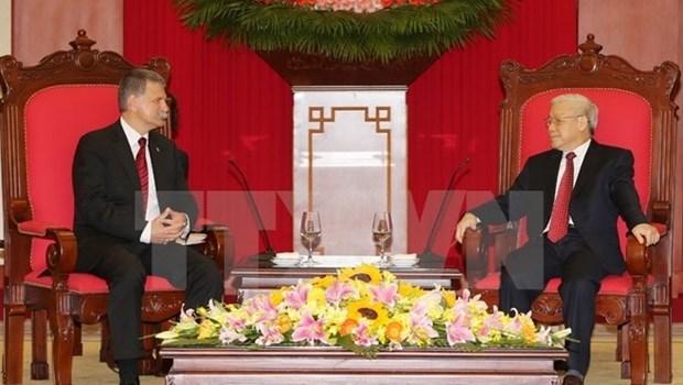 Les relations Vietnam - Hongrie au beau fixe hinh anh 1