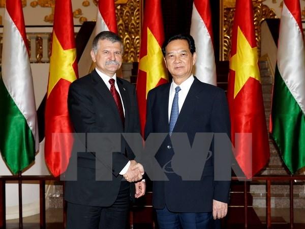 Les relations Vietnam - Hongrie au beau fixe hinh anh 2