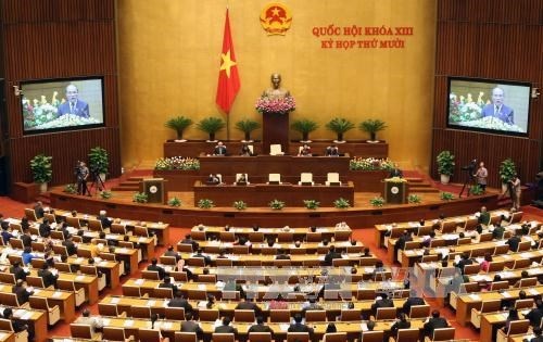 L'Assemblee nationale adopte la resolution sur le budget d'Etat 2016 hinh anh 1