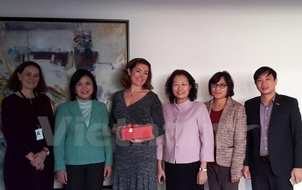 Vietnam-Norvege cooperent dans la formation professionnelle hinh anh 1