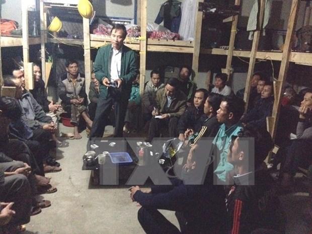 Algerie : protection des Vietnamiens molestes par leur employeur chinois hinh anh 1