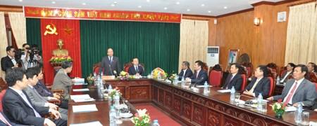 Hung Yen doit faire preuve de creativite pour developper l'agriculture hinh anh 1