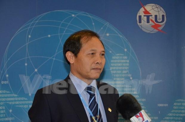 Le Vietnam a la Conference mondiale des radiocommunications 2015 a Geneve hinh anh 1