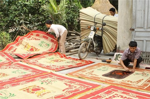 Ninh Binh : un artisanat en pleine forme hinh anh 1