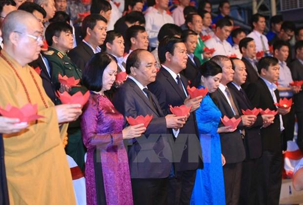 Hommage aux victimes des accidents de la route a Hanoi hinh anh 1