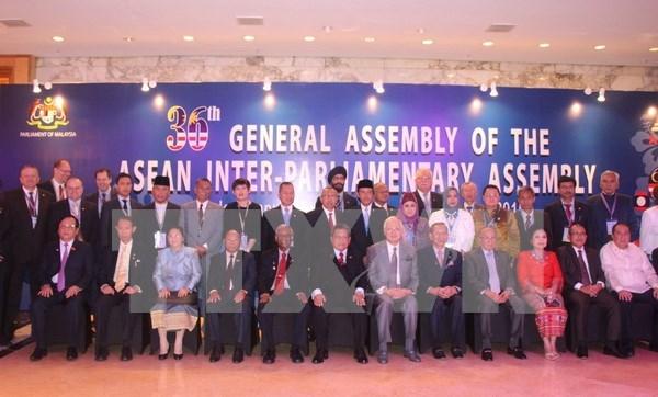 L'AIPA contribue a l'edification de la Communaute de l'ASEAN hinh anh 1