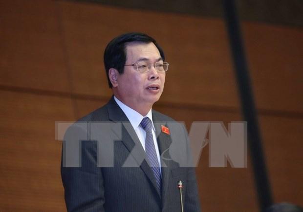 Les ministres de l'Agriculture, de l'Industrie et du Commerce interpelles hinh anh 2