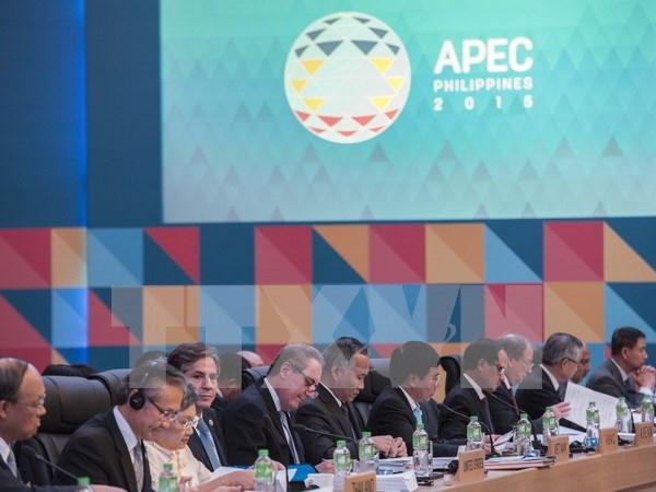 Cloture de la conference ministerielle des AE et de l'Economie de l'APEC hinh anh 1