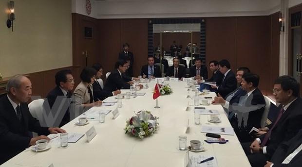 Le Vietnam parmi les premiers choix des entreprises japonaises hinh anh 1