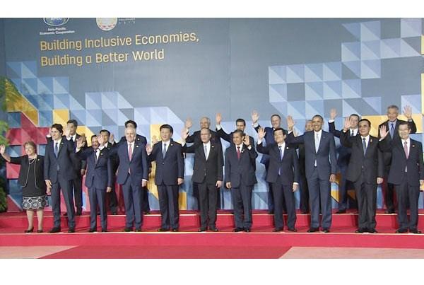 APEC : le Vietnam appelle au renforcement de la cooperation economique hinh anh 1