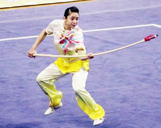 Championnat du monde de Wushu : le Vietnam gagne 2 medailles d'argent et 3 de bronze hinh anh 1