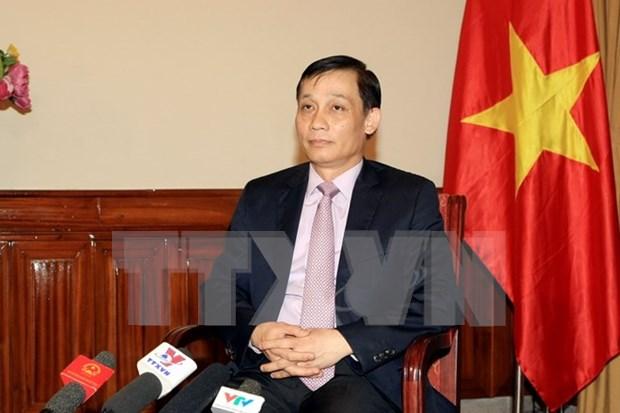 Le Vietnam contribue activement a la promotion de la cooperation entre l'ASEAN et ses partenaires hinh anh 1