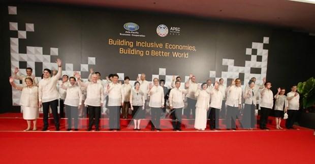 APEC : le Vietnam appelle aux efforts pour reduire les risques de catastrophe hinh anh 1