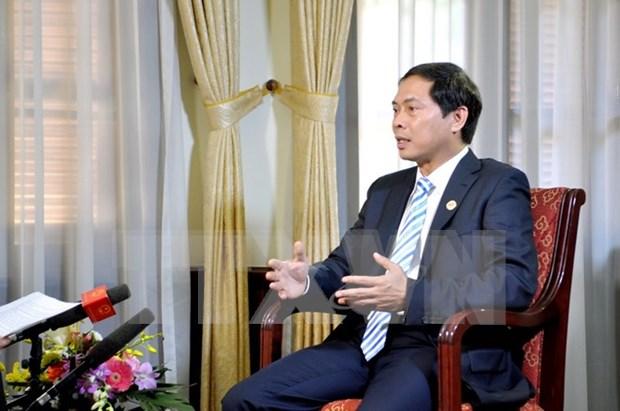 APEC 23: le Vietnam affirme la poursuite des Objectifs de developpement durable hinh anh 1